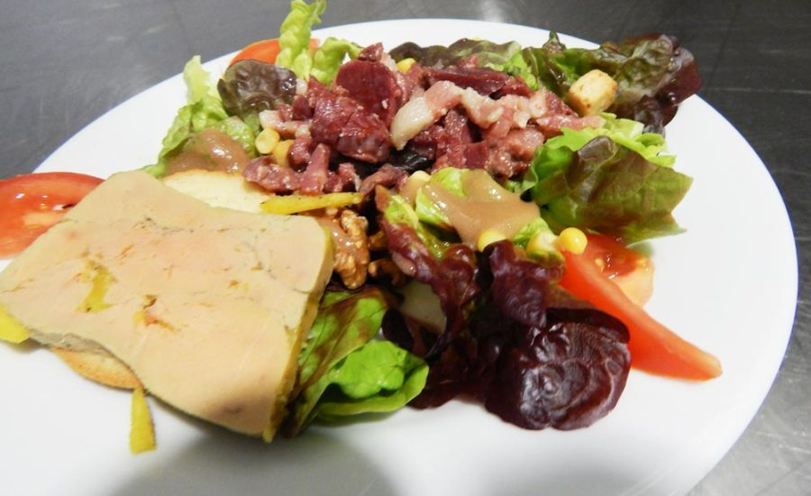 Salade Gasconne